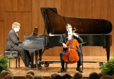 TWU President's Honor's Concert - Cellist