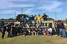 Tour of Gainesville State School, Fall 2015